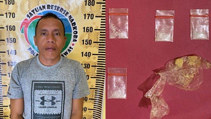Lipatan Baju di Lemari, Bongkar Kedok Pria di Musirawas Ini, Akhirnya tak Bisa Mengelak