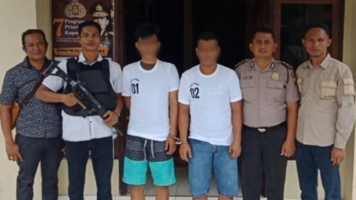 Setelah Rampas Ponsel, 2 Pemuda di Muratara Ini Paksa Sepasang Mahasiswa dan Siswi Berhubungan Intim