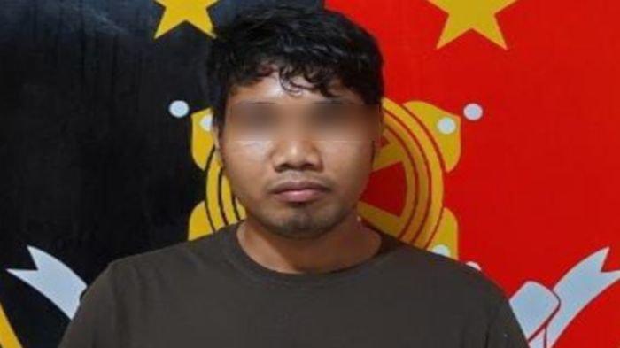 Satu dari Empat Pencuri Buah Kelapa Sawit di Kebun Sawit Milik PT Evan Lestari Ditangkap