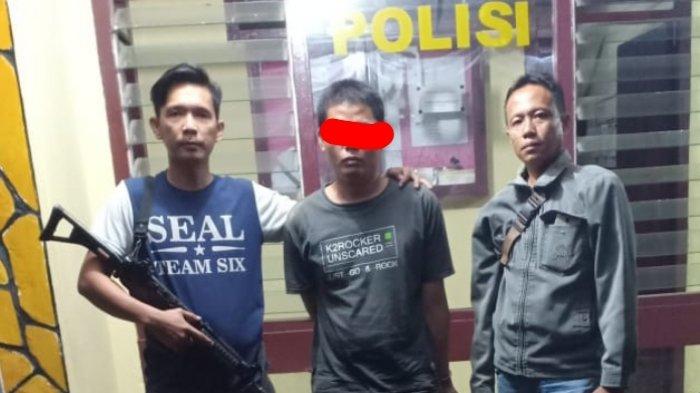 Awalnya Minta Uang Rokok, 2 Pria di Musirawas ini Todong Petugas Koperasi dengan Pisau