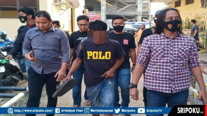 Sopir Angkot di Palembang Ini Keok Dibekuk Katim Hergon Jatanras Polda Sumsel, Ini Kejahatannya!
