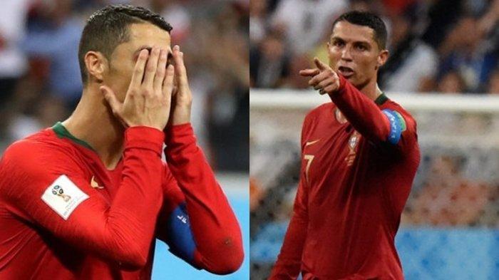 Terungkap, Alasan Cristiano Ronaldo Marah, Tak Bicara dengan Rekan Setim Usai Laga Melawan Iran