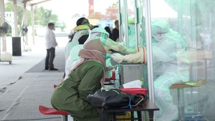 Sampel Swab PCR Covid-19 Menumpuk di BBLK Palembang, Hasil Tunggu 2-5 Hari, Ahli Bongkar Penyebabnya