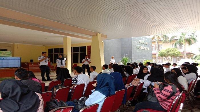 Tes SKD CPNS 2020 di Kantor BKN Regional VII Palembang Setiap Sesi tidak Pernah Penuh