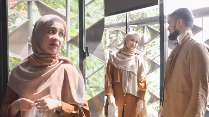 Teuku Wisnu dan Shireen Sungkar