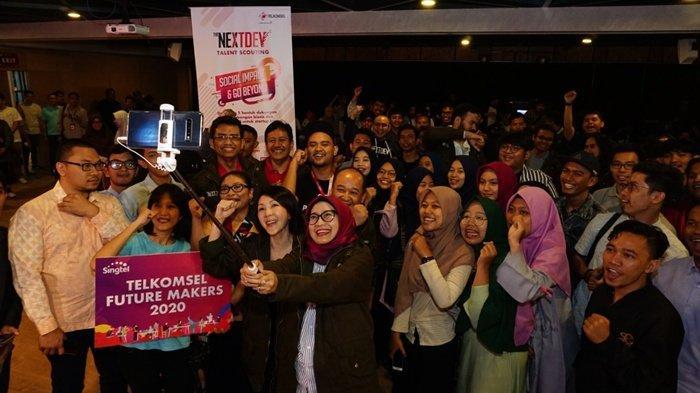 The Nextdev Ajak Anak Muda kembangkan Bisnis Berdampak Sosial Positif
