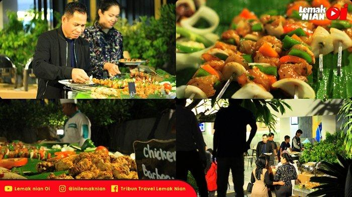Thematic BBQ Night di Hotel 1O1 Palembang, Ngebarbeque Enak Sambil Menikmati Suasana Malam