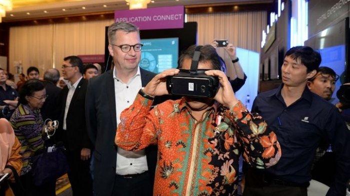 Diuji di Indonesia, Internet 5G Ericsson Tembus 5 Gbps