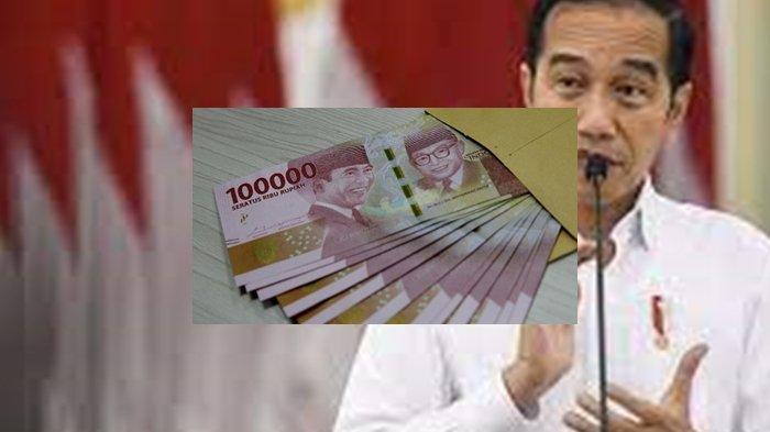 Ini Rincian THR Presiden Jokowi dan Wapres Maruf Amin dan PNS, Sudah Cair Bertahap Hingga Lebaran