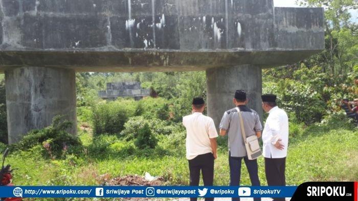 Pemkot Pagaralam tak Sanggup Lanjutkan Pembangunan Jembatan Air Betung dan Jembatan Tebat Gheban
