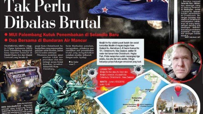 Buntut Penembakan di Masjid Selandia Baru, MUI Palembang Bakal Kaji Game Online PUBG