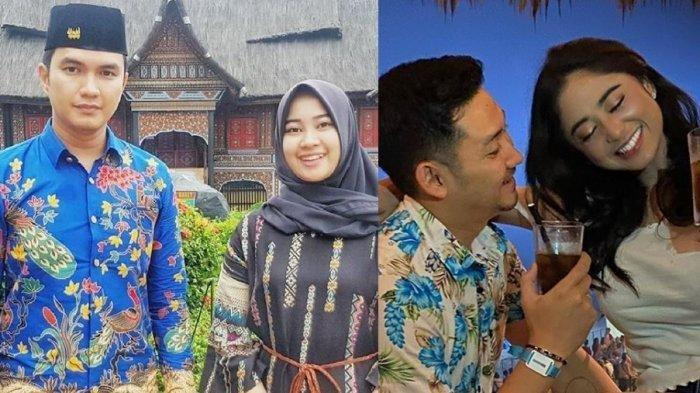 Tidur di Paha Aldi Taher, Dewi Perssik Jadi Sasaran Amarah Salsabillih:Hargain Aku, Mantan si Mantan
