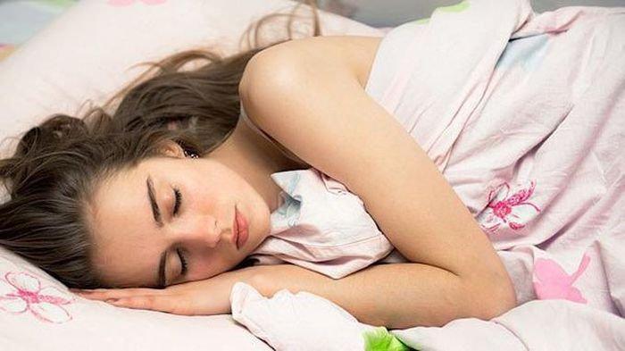 Punya Insomnia, Ini Tips Tidur Terlelap dalam Waktu Singkat, Hanya 60 Detik dan Rasakan Manfaatnya