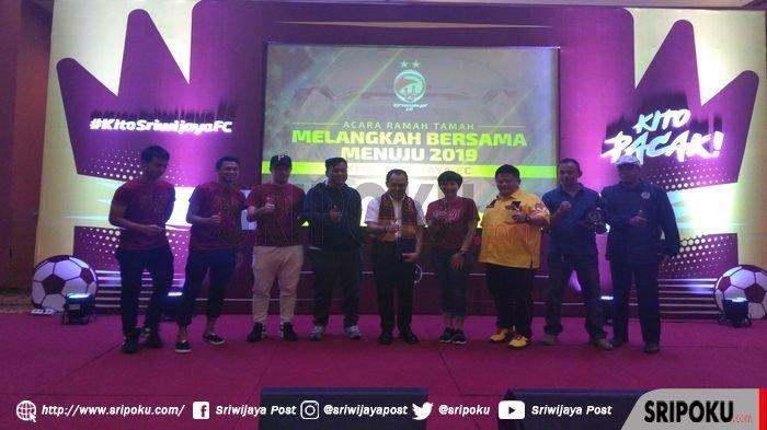 Sriwijaya FC Luncurkan Aplikasi Kito Sriwijaya. Bisa Bayar Tagihan Air Minum dan Beli Token Listrik