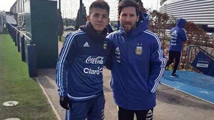 Skuad Argentina di Olimpiade Tokyo 2020, Diperkuat Remaja Berbakat Asal Velez, Calon Penerus Messi?