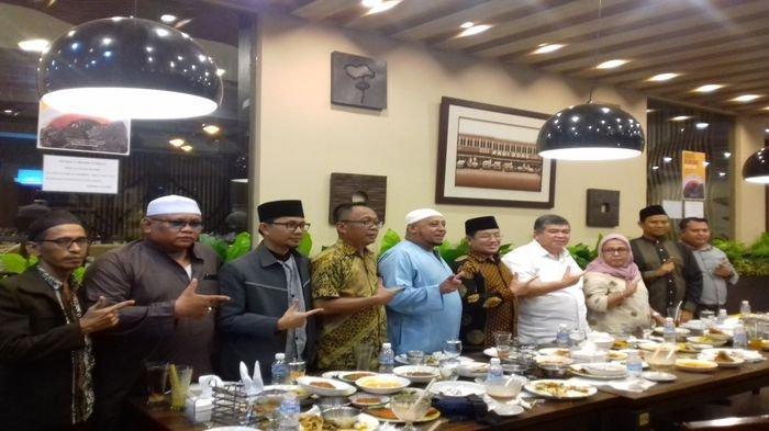 Tim BPD Sumsel, Prabowo - Sandi Minta KPU Jelaskan Kekurangan Surat Suara Calon Presiden