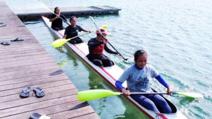 Tim Dayung Putri Sumsel Melaju ke Final PON XX Papua, Ada Peluang Emas di Kelas Berat Perorangan