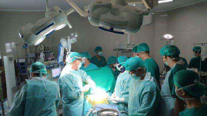 Tim Dokter RSUD Kembali Tuntaskan Operasi Jantung Terbuka, Bupati Muba Dodi Reza Alex Terus Komitmen