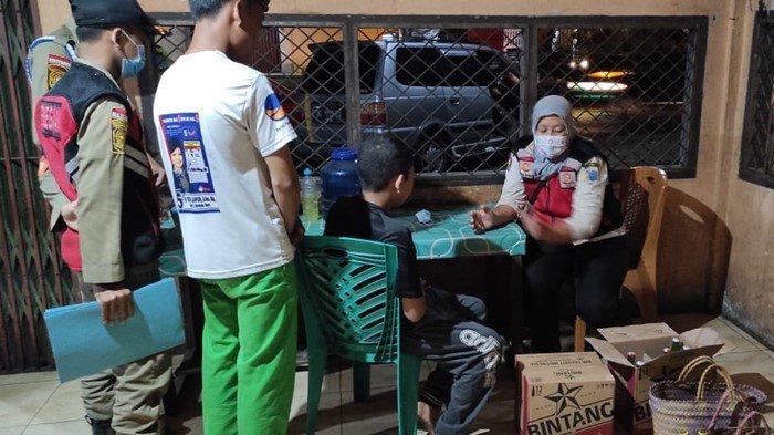 Bikin Warga Resah, Malam Jumat Tim Gabungan Geruduk Lokasi Hiburan Malam di Lahat