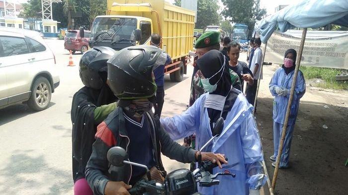 Langkah Konkrik Gubernur Sumsel Terkait Masker