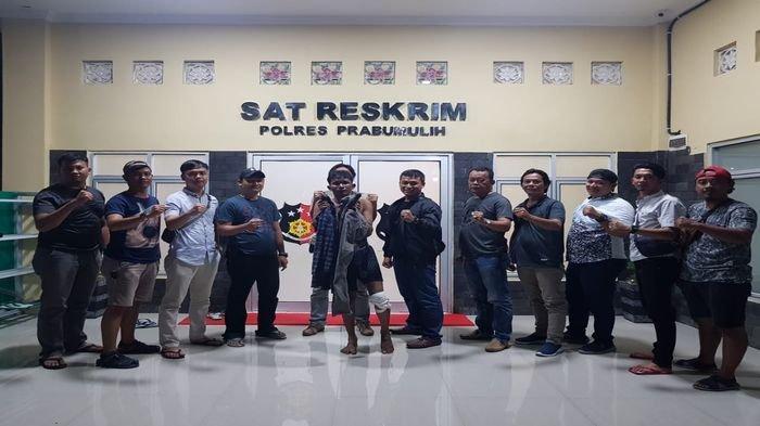 Akhir Perjalanan Begal Sadis di Prabumulih, Coba Kabur Saat Ditangkap,  Keok Ditembak Polisi