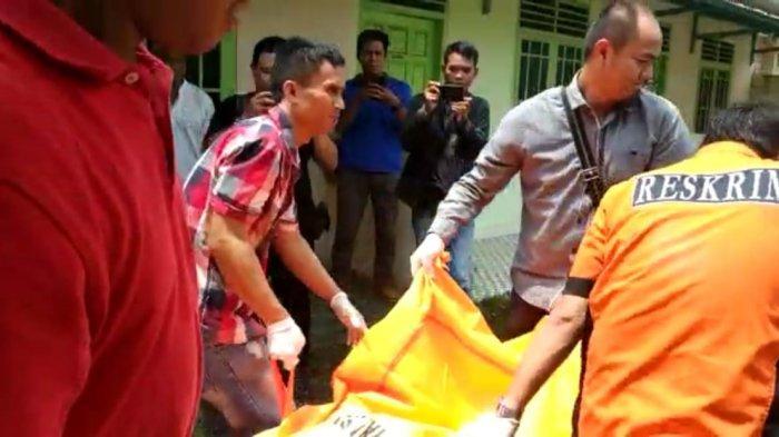 Ibu dan Anak di Palembang Ditemukan Tewas, Sempat Terlihat Mondar-mandir Begini Kesaksian Tetangga!