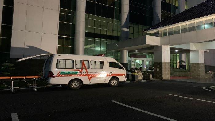 Ahmad Najib Diperiksa Kasus Masjid Sriwijaya Hingga Malam, Penyidik Panggil Kesehatan RSMH, Ada Apa?