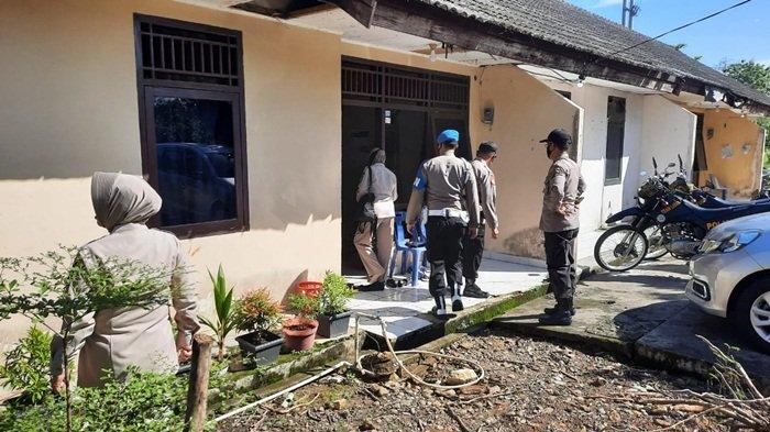 Tiga Aspol Polres OKU Berlomba Meningkatkan Kebersihan Lingkungan, Dalam Rangka HUT Bhayagkara ke-75