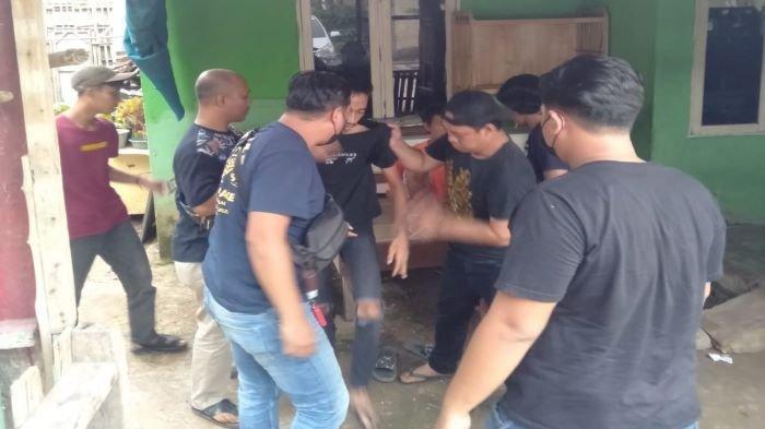 Tim Opsnal Pidum & Tekab 134 Polrestabes Palembang Berhasil Meringkus 6 Pemuda Pelaku Pengeroyokan