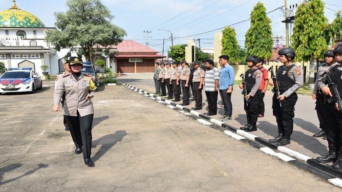 Pastikan Asian Games Aman, Polres Muba Bentuk Tim Pemberantasan Kejahatan Jalanan, Ini Tugasnya