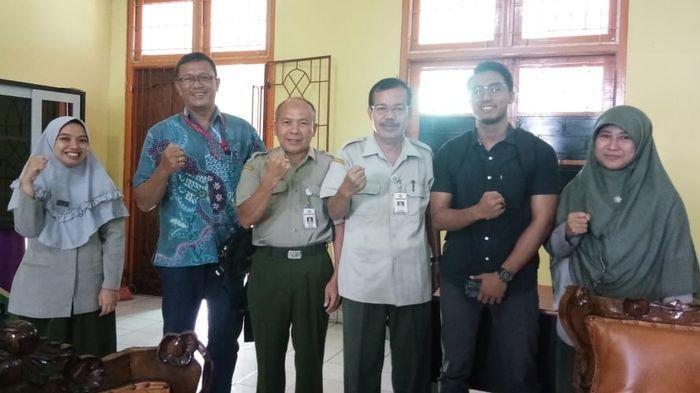 Selesai UNBK, Siswa SMK PP Negeri Sembawa Jalani Rekrutmen PT SBA