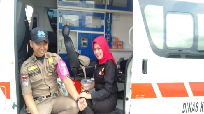 Siagakan Petugas dan Ambulan 24 Jam, PSC 119 PALI Hadir Bagi Warga Membutuhkan Selama Nataru