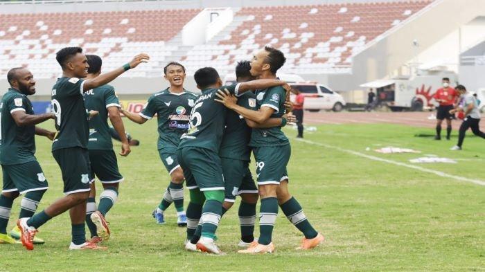 PSMS Medan Ditahan Imbang Semen Padang, Sriwijaya FC Tetap Pimpin Klasemen Grup A Liga 2 Indonesia