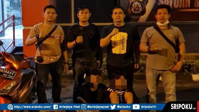 2 Pelajar Ini Nekat Curi Dongkrak Buaya, tak Berkutik Dibekuk Tim Resmob Polrestabes Palembang