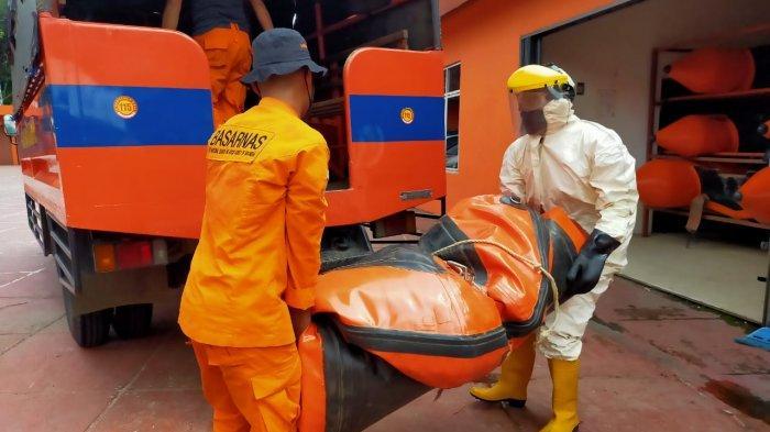 Seorang Warga Dikabarkan Hilang di Sungai Pinang Ogan Ilir, Terpeleset Jatuh dan tidak Timbul Lagi