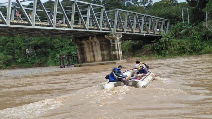 BOCAH 10 Tahun Hilang di Sungai Komering, saat Itu Jumini Sedang Mandi Bersama Adik dan Ibunya