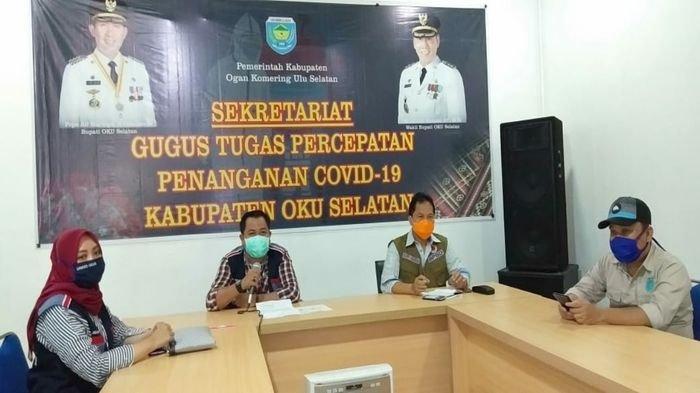 Satu Keluarga Pemilik Toko Muaradua Suspect Covid-19 HOAKS! Hasil Rapid Test Negatif