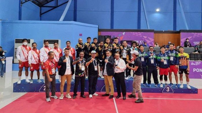 Medali Pertama Sumsel di PON XX Papua, Sepak Takraw Buka Keran Dengan Medali Perunggu