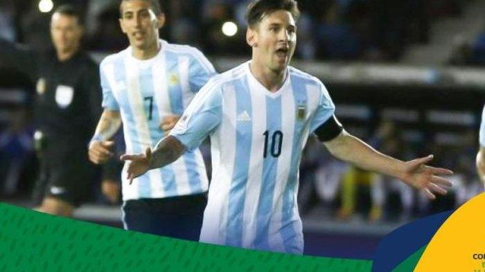 Jadwal Siaran Langsung Bola Hari Ini, Jerman vs Argentina Kamis (10/10) Dinihari Live di Mola TV