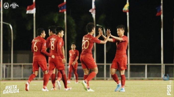 Rekor Pertemuan Timnas Indonesia vs Myanmar, Garuda Muda Punya Catatan Apik Saat Bertemu Myanmar