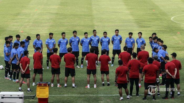 Jadwal Siaran Langsung Uji Coba Timnas Indonesia U-19, Live Mola TV, Net TV, Hadapi Qatar dan Bosnia
