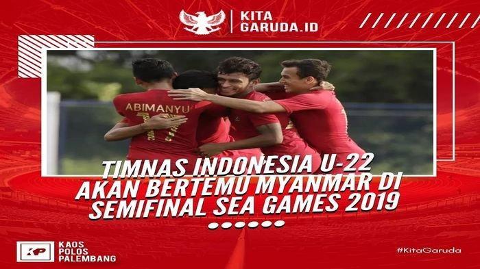 Prediksi Timnas Indonesia vs Myanmar, Ini Pertemuan Terakhir Keduannya di SEA Games