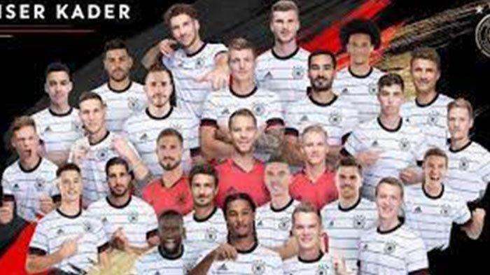 PREDIKSI Formasi Timnas Jerman vs Prancis Pada Euro 2020 Toni Kroos Jadi Andalan, di RCTI & Mola TV