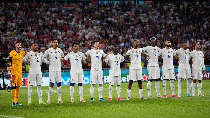Berakhir Adu Penalti, Skor Perancis Vs Swiss di Babak 16 Besar Euro 2020 Terbesar Kedua Sejak 1980
