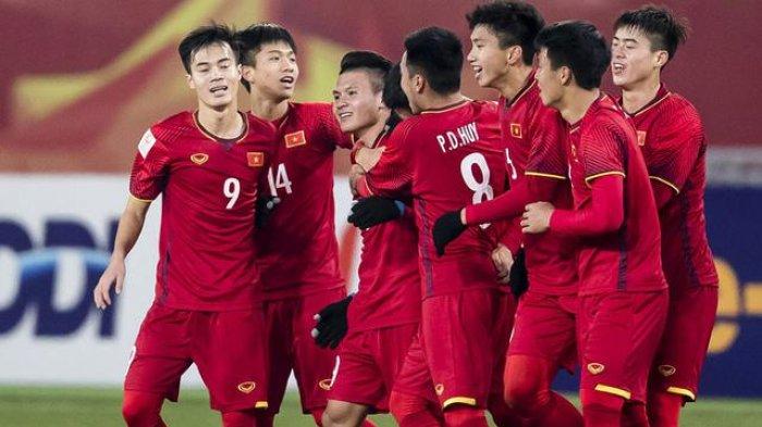 Piala Asia 2019 - Vietnam Lolos Dramatis ke 16 Besar Gara-gara Kartu Kuning