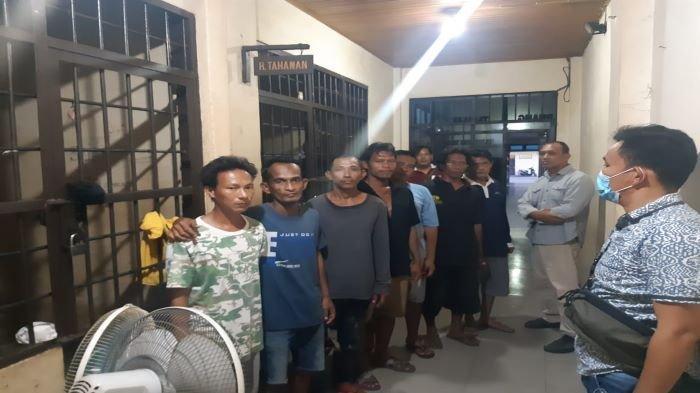 Polda Sumsel Berantas Segala Bentuk Premanisme di Sumsel, Terbaru Pungli Simpang Pelabuhan Diringkus