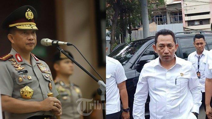 Komjen Listyo Kapolri Termuda Lampaui Rekor Tito Karnavian, Jika Dipilih Jokowi Gantikan Idham Azis