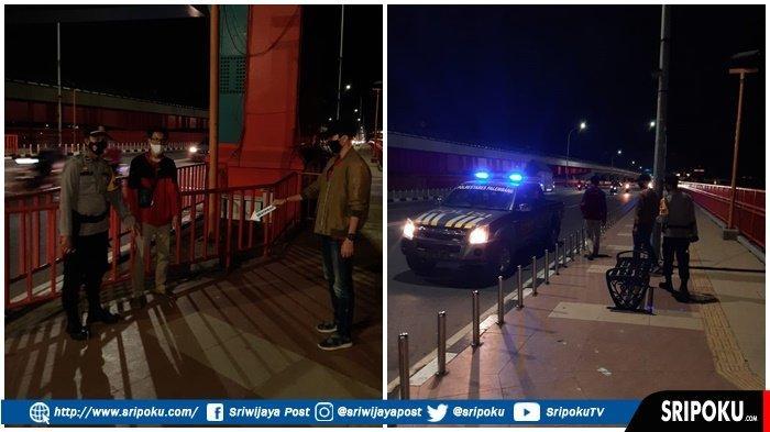 Dihadang 3 Orang dan Diancam Dibunuh, Kawanan Penodong Beraksi di Jembatan Ampera Palembang