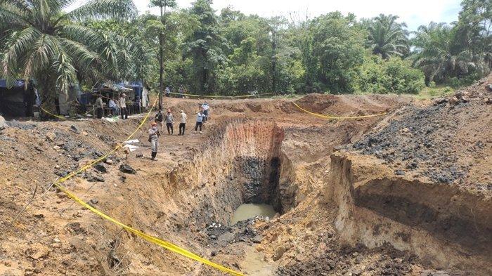 Tak Hanya Satu Titik, Polisi Sebut Ada Belasan Tambang Batubara Ilegal di Tanjung Agung Muaraenim