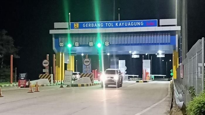 Tarif Tol Kayuagung-Palembang Kok Langsung Naik?
